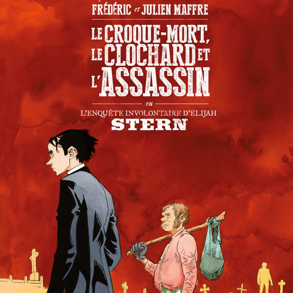 STERN le croque-mort, le clochard et l'assassin